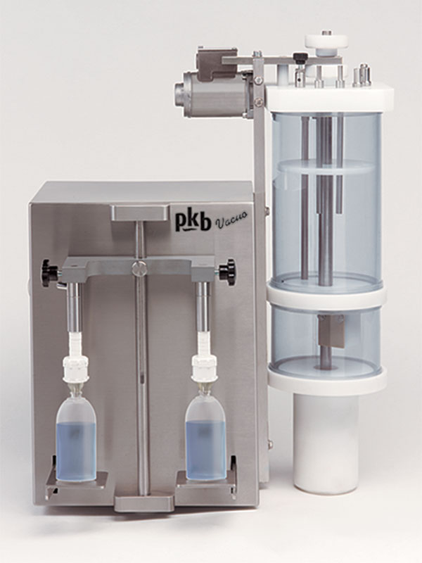 PKB VACUO PERFUME: table-top machine