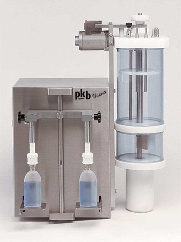 PKB VACUO PERFUME: table-top machine